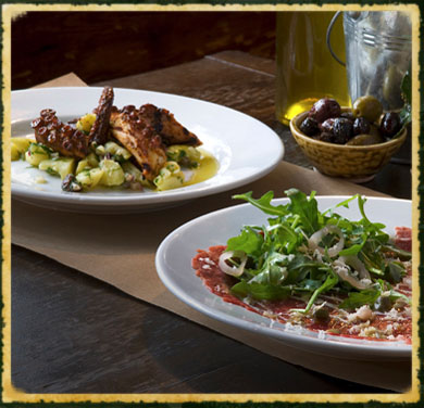 Authentic italian cuisine at aurora brooklyn buzz for Aurora italian cuisine
