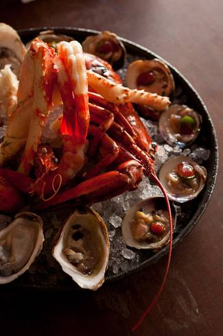 Latin american seafood at rosarito fish shack brooklyn buzz for American fish and seafood