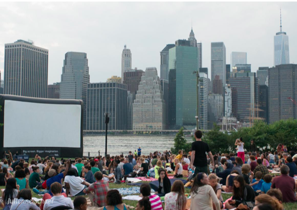 Events at Brooklyn Bridge Park