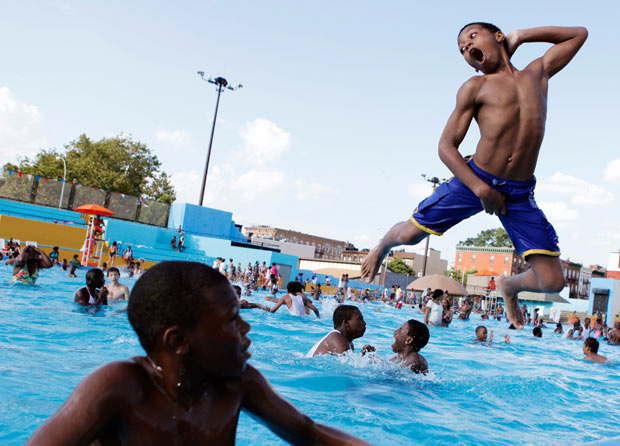 Looking For A Way To Stay Cool Check Out 7 Public Pools In Brooklyn Brooklyn Buzz