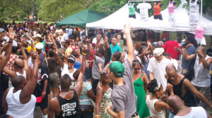 Over 5,000 People At The 14th Annual Soul Summit In Ft Greene!