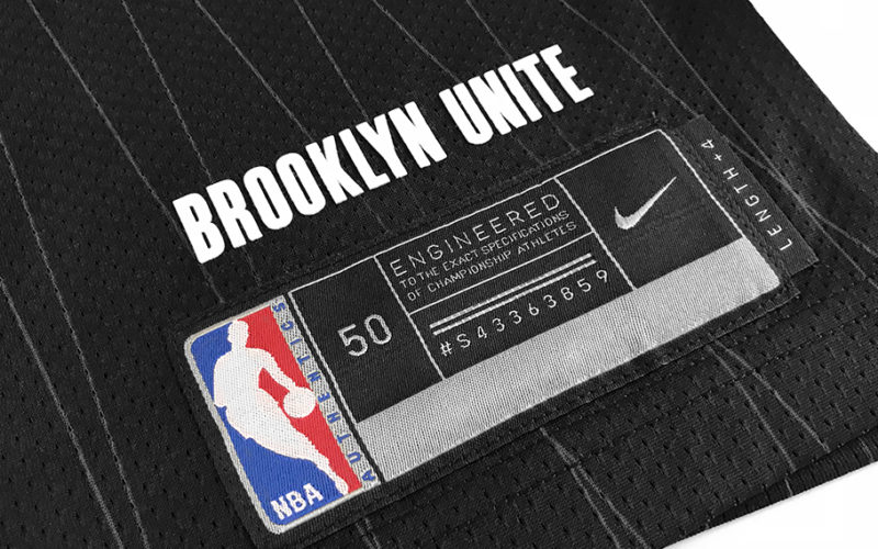 competitive price 83fed 11d8c Brooklyn Nets and Nike Unveil City Edition Uniforms for 2018 ...